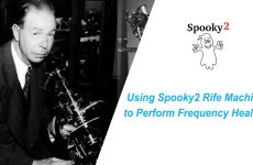 Using Spooky2 Rife Machine to Perform Frequency Healing