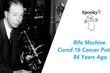 Rife Machine Cured 16 Cancer Patients 84 Years Ago